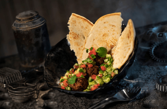 Galaxy's Edge Food Tour