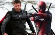 Chris Hemsworth Welcomes Ryan Reynolds  AKA Deadpool to the Family
