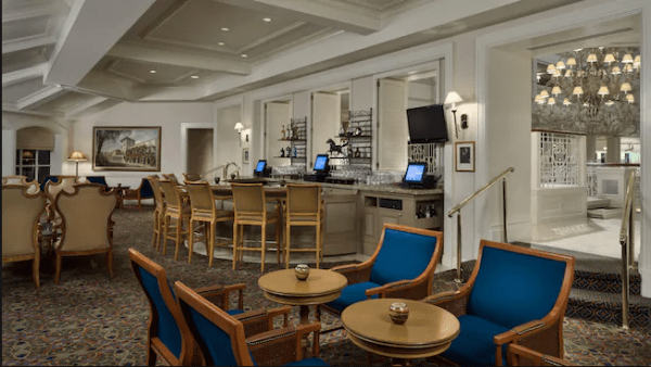 Is a Beauty and the Beast Themed Bar Headed to Disney's Grand Floridian?