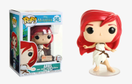Funko Makes A Splash With New The Little Mermaid POP! Figures