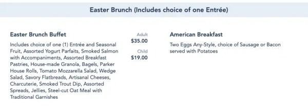 Enjoy Easter Brunch at Ale & Compass Restaurant 1