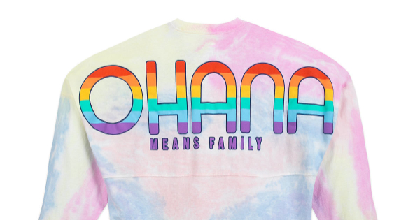 Celebrate Your Ohana With the Stitch Spirit Jersey From shopDisney