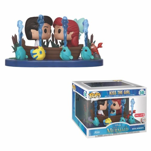 Funko Makes A Splash With New The Little Mermaid POP! Figures 2
