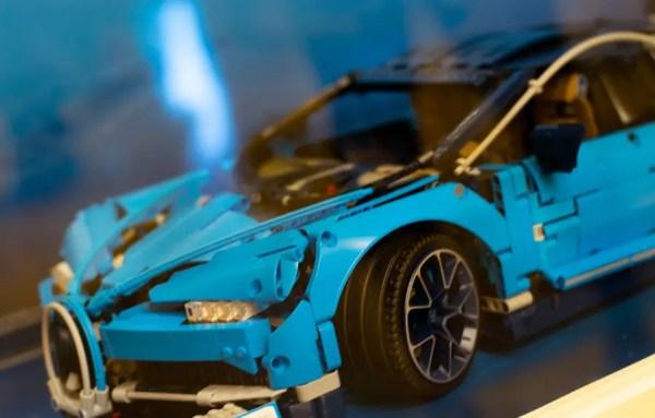 I love cars lego