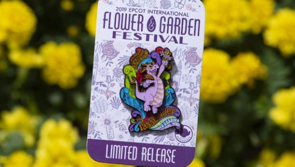 Collectible Flower & Garden Pins Available Soon