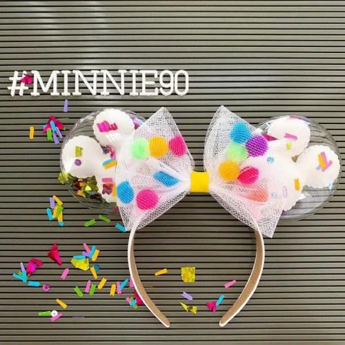 Mickey Balloon Minnie Ears