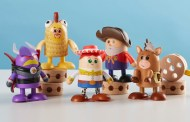 Second Roundup of Toy Story Shufflerz Now Available
