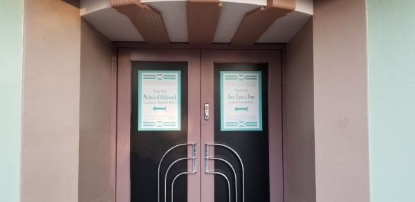 Keystone Clothiers in Hollywood Studios Closed for Refurbishment.