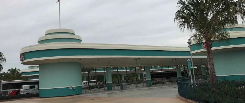New Hollywood Studios Bus Loop Now Open