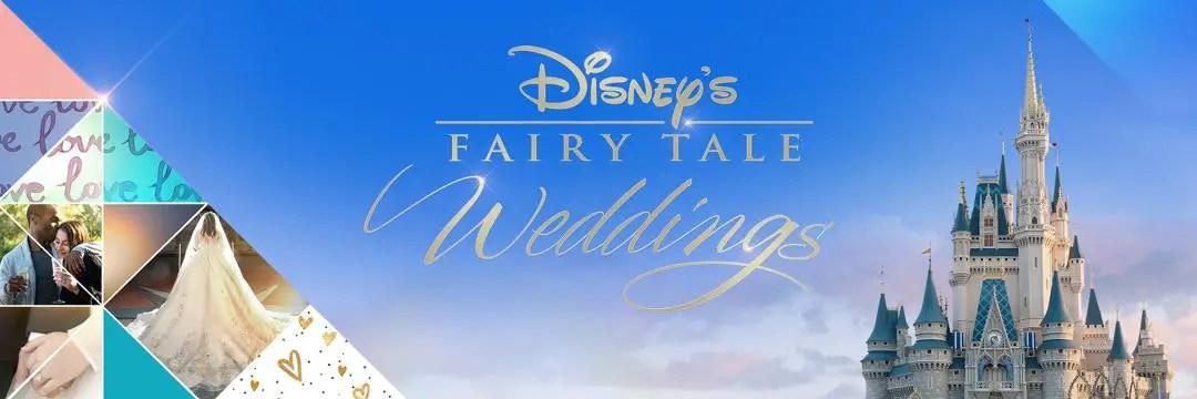 Disney's Fairy Tale Weddings TV Show Now Casting