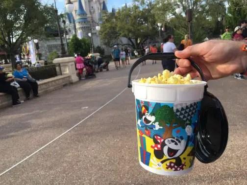 New 2019 Disney Popcorn Bucket Spotted at Walt Disney World Resorts.