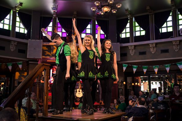 Celebrate St. Patrick's Day At Raglan Road's Mighty St. Patrick's Festival