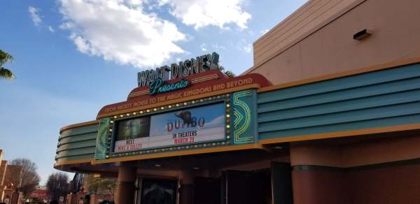 'Dumbo' Live-Action Film Preview at Hollywood Studios!