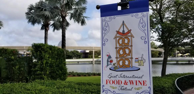 2019 Epcot International Food & Wine Festival Details Announced