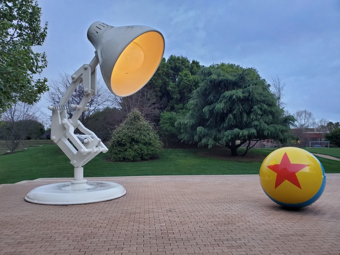 Toy Story 4 Press Day at Pixar Studios Day 1