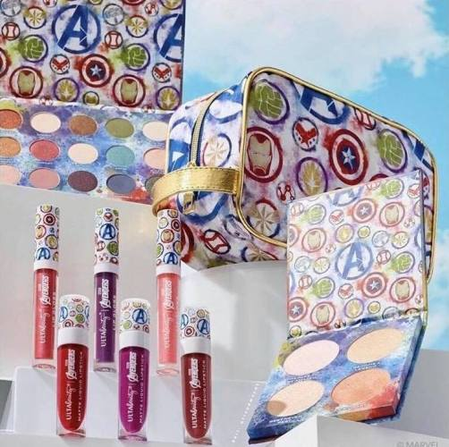 Ulta x Marvel's Avengers Beauty Collection Has Box Office Breaking Style 1