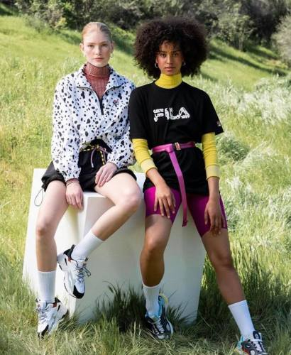92a512b889 Disney and FILA have joined forces to launch a new capsule collection of  apparel exclusively for Urban Outfitters. TheDisney Villains X FILA  Collection ...