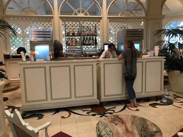 Pop Up Bar at Grand Floridian! 1