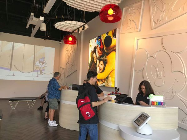 Disney Springs Ticket Center
