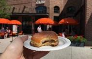 Gelato-Filled Donuts At Vivoli il Gelato In Disney Springs