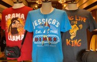 New Fun And Clever Disney Character Shirts At California Adventure