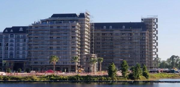 Riviera Resort Spring Construction Update 2