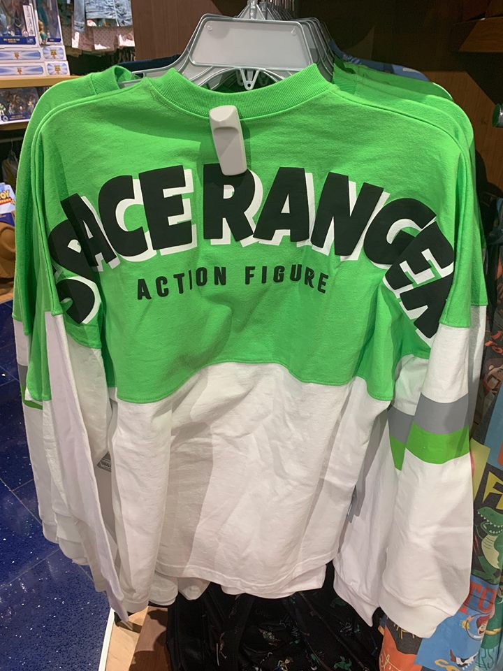 New Toy Story Spirit Jerseys Available At The Disney Store 3