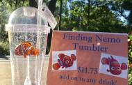 Finding Nemo Tumbler Cup Splashes Into Animal Kingdom