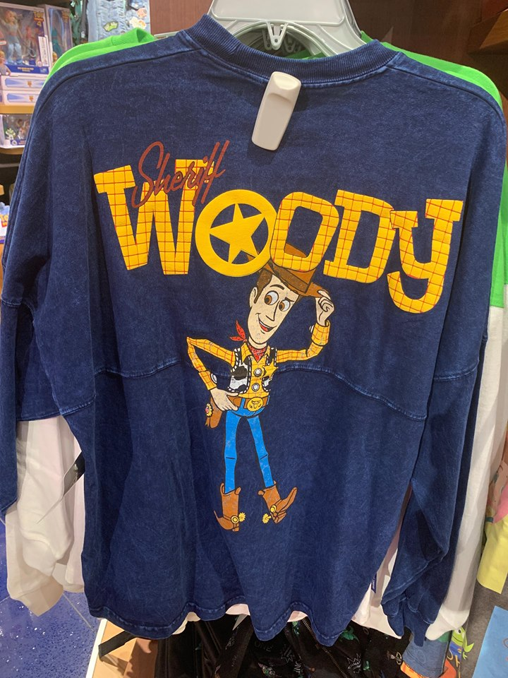 New Toy Story Spirit Jerseys Available At The Disney Store 4