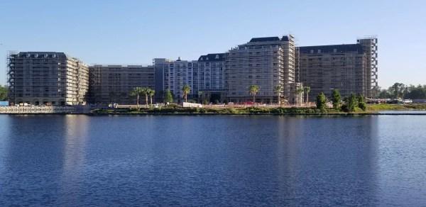 Riviera Resort Spring Construction Update