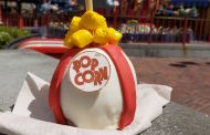 New Dumbo Inspired Popcorn Candy Apple at Big Top Treats
