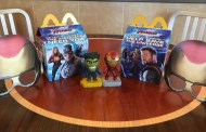 Avengers Happy Meals Toys Now At McDonald's