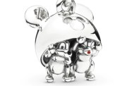 Adorable Chip 'n Dale Charm by Pandora Jewelry