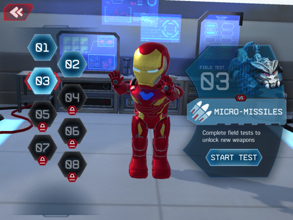 UBTECH and Marvel Team Up to Give You the Super Hero Powers of Iron Man: Introducing the Iron Man MK50 Robot 2