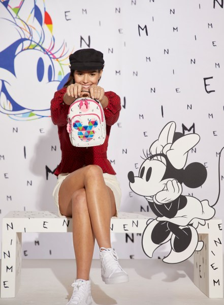 Minnie Mouse Kipling Collection