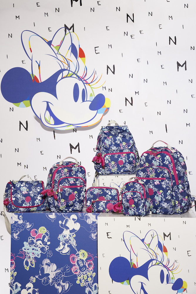 New Mickey and Minnie Mouse Kipling Collection Is In The House 8
