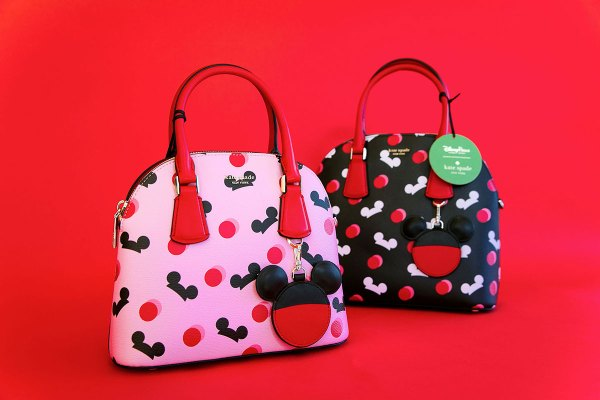 New Polka Dotted Disney Kate Spade Collection Just In Time For Spring 1