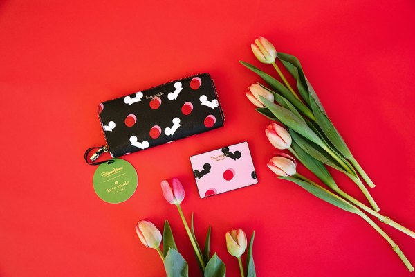 New Polka Dotted Disney Kate Spade Collection Just In Time For Spring 2