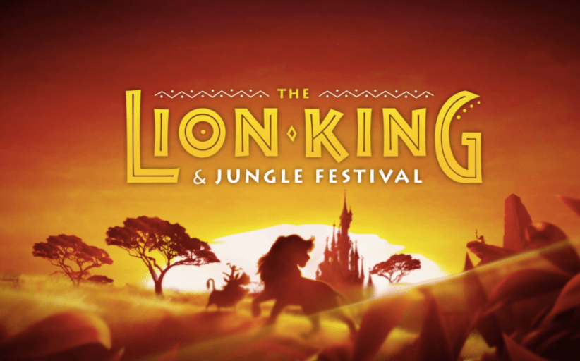 Sneak Preview of the Lion King and Jungle Festival!