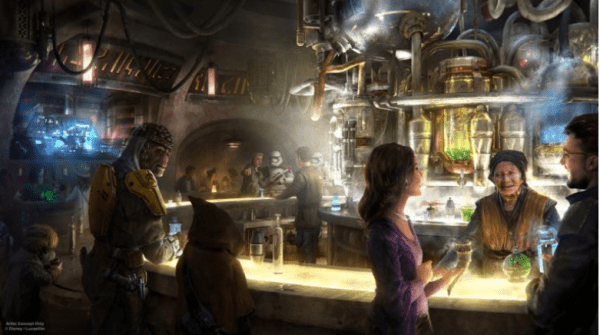 Trademark Applications For A Line of Star Wars Themed Alcoholic Beverages Have Been Filed