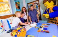Backstreet Boys' Howie Dorough First to Stay in THE LEGO MOVIE Themed Rooms at LEGOLAND Florida Resort