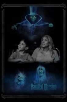 New Haunted Mansion PhotoPass Just Launched at Walt Disney World 2