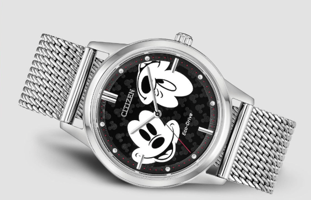 New Assortment of Mickey Mouse Watches From Citizen