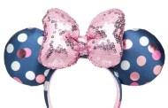 Minnie Mouse Polka Dot Headband Now Available On shopDisney
