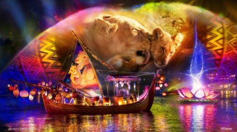 Beautiful New Imagery For 'Rivers of Light: We Are One' That Debuts This Summer at Disney's Animal Kingdom