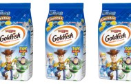 Round Up The Gang For Toy Story Goldfish From Pepperidge Farm