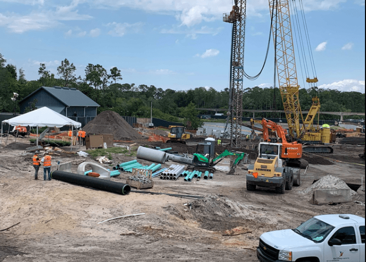 TRON Construction Update And Photos