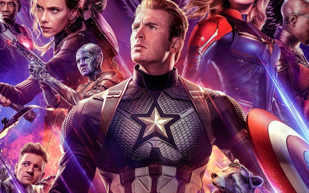 Bob Iger brings Avengers: Endgame to our overseas troops