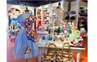 Pop-Up Dress Shop at the Marketplace Co-Op for Dapper Day.