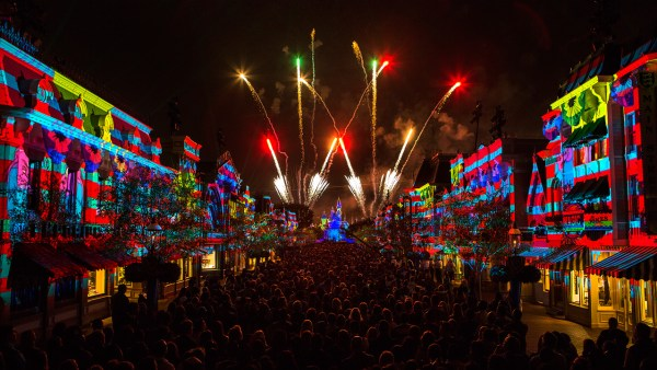 Mickey's Magic Mix Set to End June 6th in Disneyland Making Way for Disneyland Forever 2